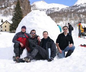 Team Building-Adventure Team-Snow Adventure (3)