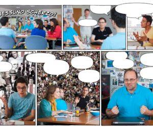 Team Building - Crazy For Team - Fotoromanzo