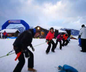 Team Building - Crazy For Team - Snow Games