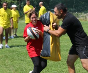 Team Building - Team Sport - Rugby