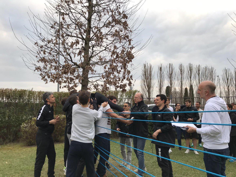 Team Building: Risikamp - Boot Camp Games