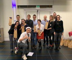Conquer The Office-Team Building-Eventi Motivazionali Milano-2 (18)