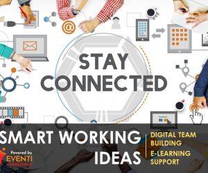 Smart Working Team Building Eventi Motivazionali